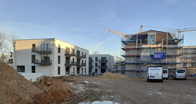 Neubau Stand Januar 2020